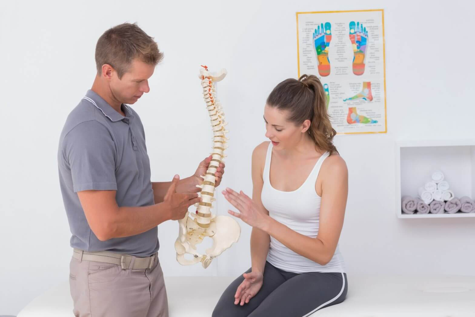 Herniated disc may be causing your back pain